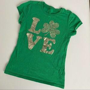 Girls Tee Shirt Sz S (5/6)